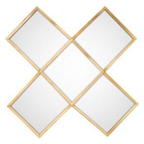 Cross Shaped Mirror by VTWonen