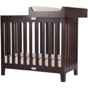 Alma Mini Cappuccion Crib by Bloom