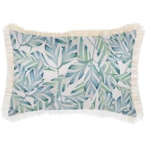 Cushion Cover Coastal Fringe Natural Sunday by Escape To Paradise