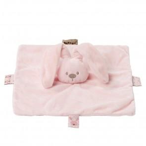 Lapidou Collection- Doudou Comforter Pink by Nattou