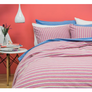Bed T Dahlia King Quilt Cover Sets by Bambury