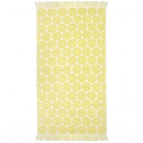 Daisy Beach Towel by Bambury