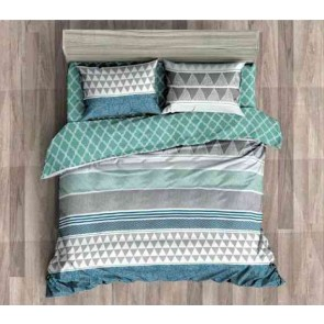 Danya Quilt Cover Set by Fabric Fantastic