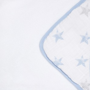 Dapper Stars Hooded Towel by Aden and Anais