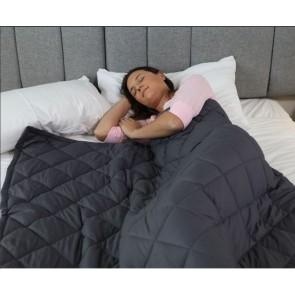 Dark Grey Hotto Cuddle Comfort Weighted Blanket