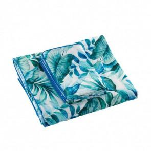Flinders Blue Quilt Cover Set by Bianca