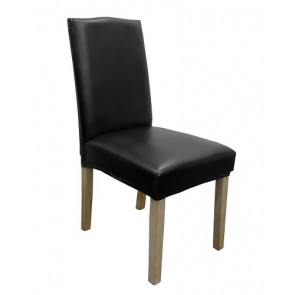 Dining Chair Cover Faux Leather Range by Sure Fit