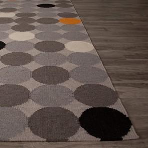 Dixon Flat Weave Wool Rug by Veeraa