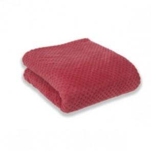 Double Diamond Fleece Blanket by Apartmento