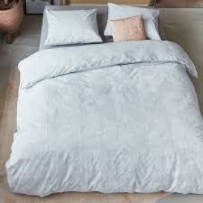 Fair White Cotton Quilt Cover Set by Bedding House