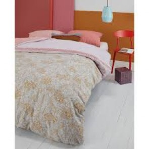 Oilily Fineliner Soft Pink Quilt Cover Set by Bedding House