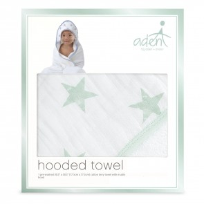 Dream Stars Hooded Towel by Aden and Anais