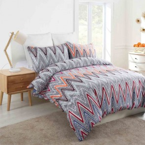 Meadow printed MF Quilt Cover Set