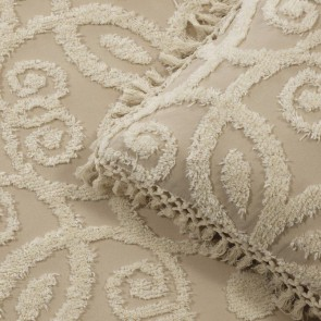 Sheba Taupe Bedspread by Bianca
