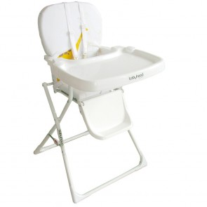 Easy Fold High Chair by Babyhood