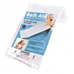 Bath Aid. White by Babyrest