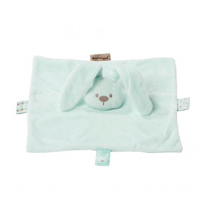Lapidou Collection- Doudou Comforter Mint by Nattou
