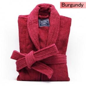 Egyptian Cotton Terry Toweling Bathrobe by Kingtex