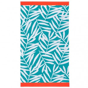 Tahiti Egyptian Cotton Beach Towel by Bambury