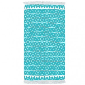 Aruba Egyptian Cotton Beach Towels by Bambury