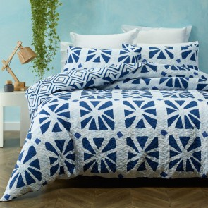 San Remo Quilt Cover Set by Phase 2