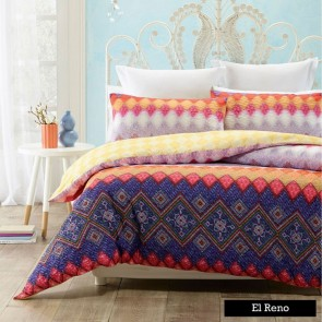 EI Reno Queen Quilt Cover Set by Phase 2