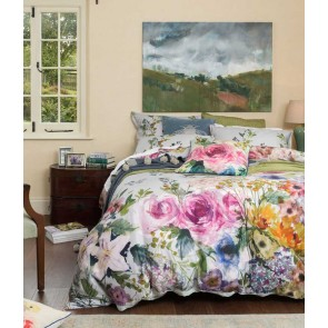 Elaria Queen Quilt Cover Set by MM linen