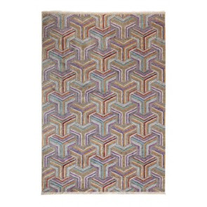 Elaye Multicolour Outdoor Rug by Fab Rugs
