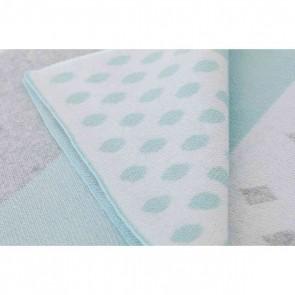 Elko Baby Pram Blanket by Sheridan