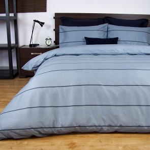 William Quilt Cover Set by Essentially Home Living