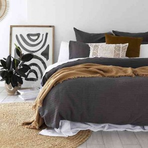 Eucla Quilt Cover Set by Bambury