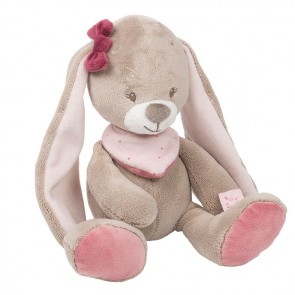 Nina, Jade & Lili Collection - Cuddly Nina The Rabbit by Nattou