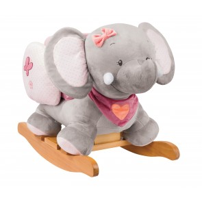 Rocker - Adele The Elephant by Nattou