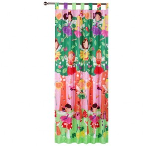 Fairy Tree Curtain by Happy Kids
