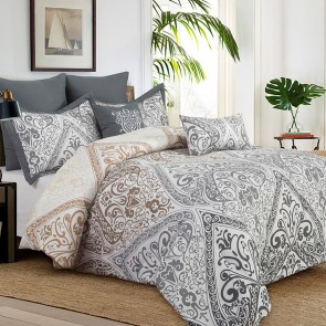 Farren 7 Piece Comforter Set by Bambury