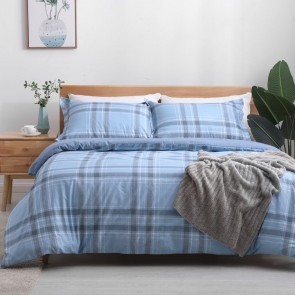 Finlay 250TC Egyptian Cotton Printed Quilt Cover Set