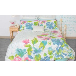 Fiore Quilt Cover Set by Retro Home