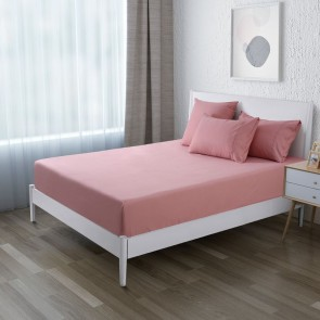 Dusky Pink 1000GSM Plain Dyed