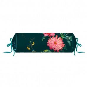 Fleur Grandeur Cotton Bolster Cushion by Pip Studio
