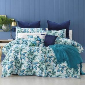 Flinders Blue Quilt Cover Set