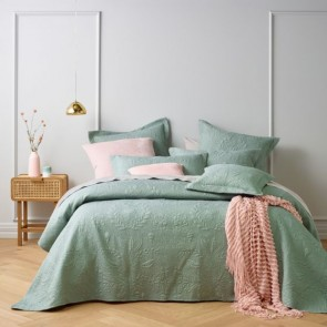 Florida Sage Bedspread Set by Bianca
