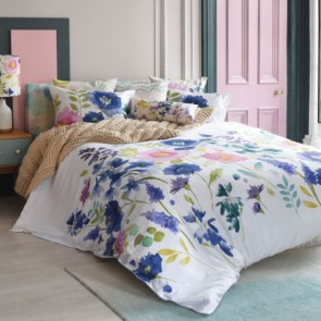 Florrie King Quilt Cover Set by Bluebellgray