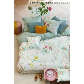 Fleur Grandeur White Cotton Quilt Cover Set by Pip Studio