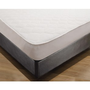 Fitted Poly Cotton Mattress Protector