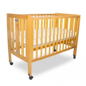 Fold N Go Timber Cot - BALTIC