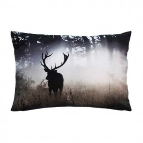 Forest Stag Cushion by MM Linen