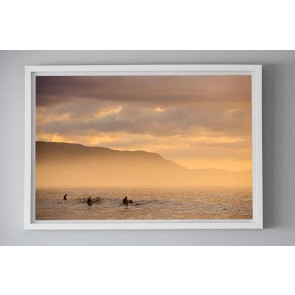 Framed Photography Rising by Escape To Paradise
