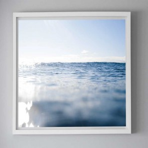 Framed Photography Salt by Escape To Paradise