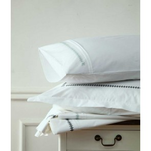 French Bee Super King Sheet Set by MM Linen