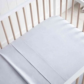 Organic Cotton Olly Baby Cot Sheet by Sheridan